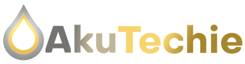 AkuTechie Logo - Part of AkuMedia Group