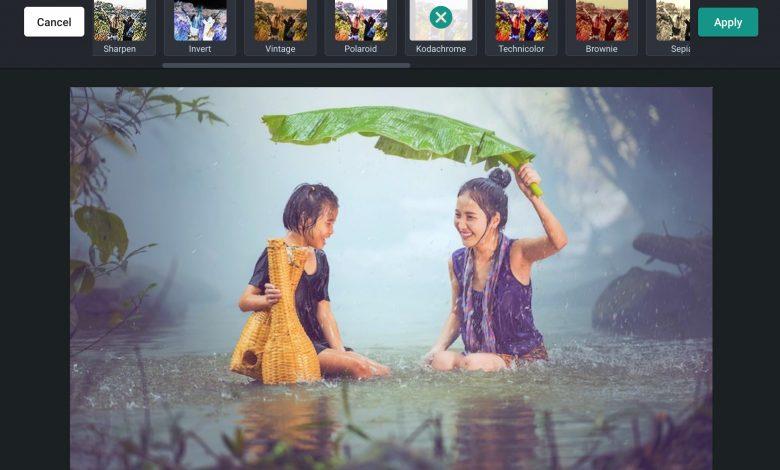 Aplikasi Edit Foto - AkuTechie. Sumber: Photor