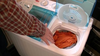 Mesin Cuci 2 Tabung - AkuTechie. Sumber: Youtube